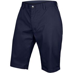 Endura Hummvee Chino - Culotte corto sin tirantes Hombre - con shorts liner azul